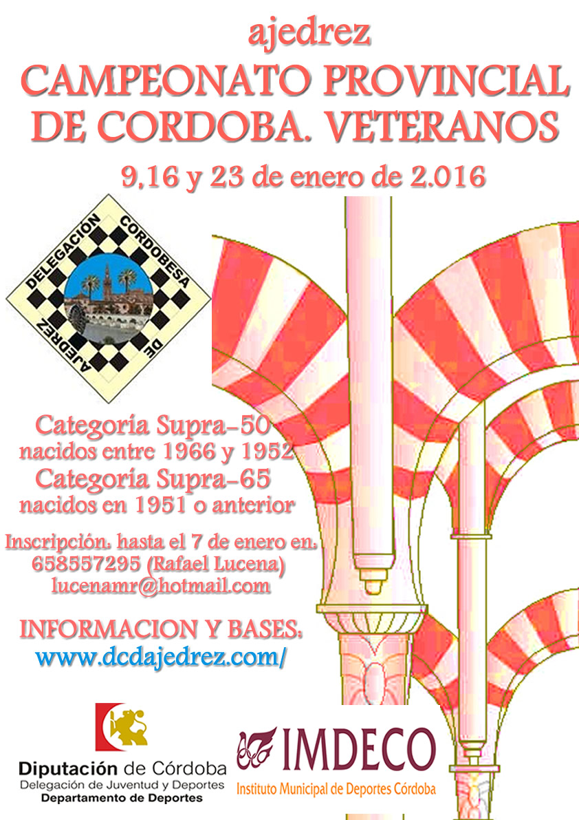 cartel veteranos